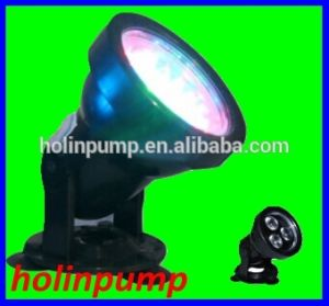 Plastic Light Fountain with 6 Bulbs (HL-FK003LED) pictures & photos