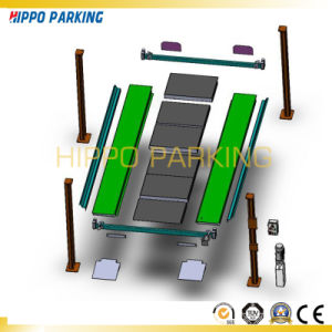 Storage Parking Lift, Movable Car Parking Lifts pictures & photos