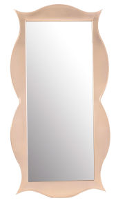 Metal Frame Decorative Glass Mirror Make up Mirror pictures & photos