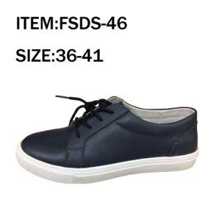 Fashion Women Casual Shoes Leisure Shoes (FSDS-46) pictures & photos