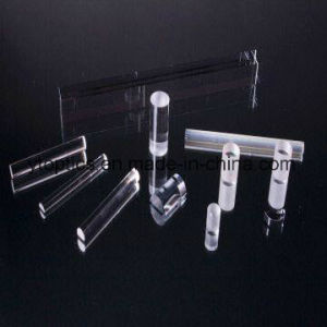Sapphire Optical Glass Tube/Sapphire Tube pictures & photos