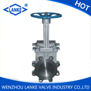 Stainless Steel Fully Lugged Knife Gate Valves