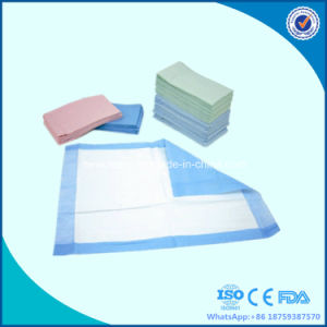 Hospital Medical/Surgical/Nursing Home Disposable Underpad pictures & photos