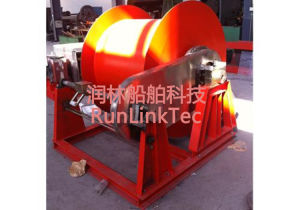 Mooring Winch Hydraulic Electric Handle Marine Equipment pictures & photos