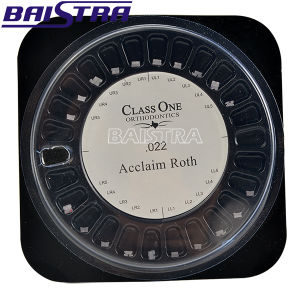 5*5 Roth Slot. 022 Hooks 3 Classone Ceramic Bracket pictures & photos