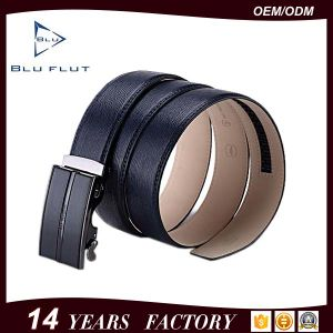 Factory Wholesale Genuine Leather Custom Buckle Logo Belt pictures & photos