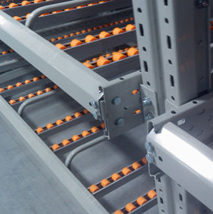 Fifo Flow Through Racking for Live Storage pictures & photos