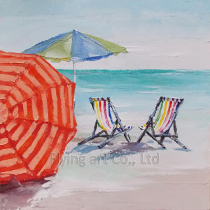 Reproduction Abstract Oil Painting for Seaside (ZH3279) pictures & photos