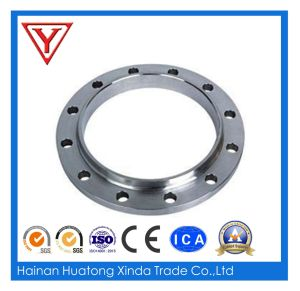 High Precision CNC Machining Flange pictures & photos