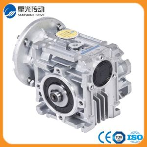 RV Series Speed Reducer Reductiion Gearboxes with Output Flange pictures & photos
