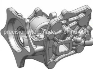 Aluminum Die Casting Mould for Automotive (Pump body) pictures & photos