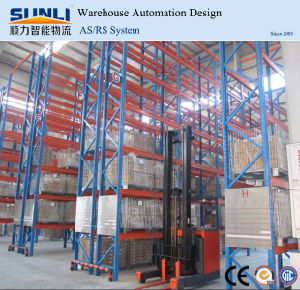 Adjustable Warehouse Heavy Duty Stainless Steel Shelving Rack pictures & photos