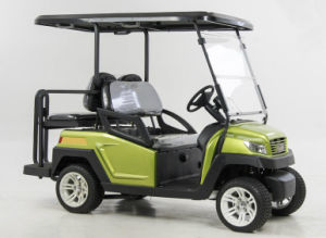 2017 New Design 4 Seater Electric Golf Cart pictures & photos