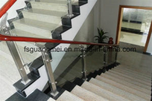 Stainless Steel Glass Railing Pillar Design pictures & photos