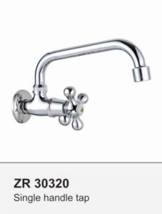 Bathroom Basin Faucet Single Handle Tap