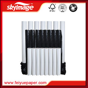 "52"" (1320mm) Fa 120GSM Fast Dry Anti-Curled Sublimation Paper for Polyester-Based Fabric pictures & photos"