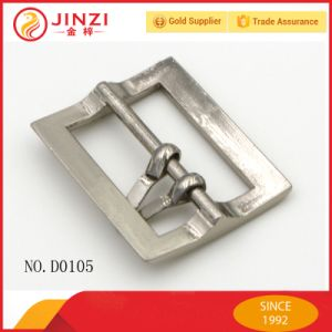 Belt Buckle Double Prongs Center Bar/Double Two Tongues/Factory Wholesale pictures & photos