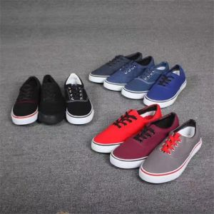 Canvas Shoes Flat Casual Rubber Sole Hot Sale