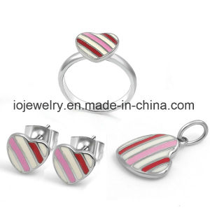 Lucky Baby Stainless Steel Jewelry Sets pictures & photos