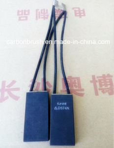 China National Grade Electrographite Motor Carbon Brushes D374N pictures & photos