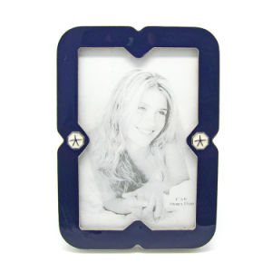 Hot Sale Latest Design Metal Photo Frame Hx-1846 pictures & photos