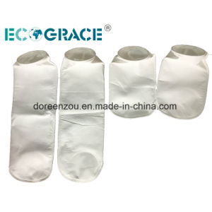7′′ X 32 ′′ PP Filter Felt 100 Micron Filter Bags for Filter Housings