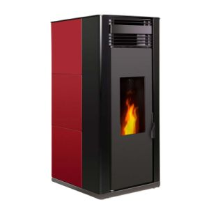 Portable Biomass Wood Pellet Burnign Stove / Fireplace (CR-10) pictures & photos