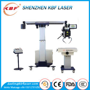 YAG Flexible 60W/200W/300/400W Fiber Transmision Laser Welding Machine for Metal pictures & photos