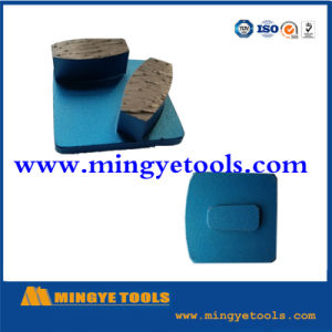 Diamond Tools Diamond Grinding Shoes for Marble Floor pictures & photos