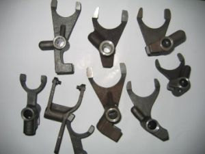 OEM Casting Irregular Part for Agricultural Machine