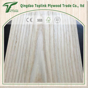 Engineerd Face Veneer for Plywood Price/New Condition Type Engineered Veneer pictures & photos