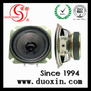 4ohm 2W 66mm 2.5 Inch Speaker with External Magnet High Sound Pressure High Reliability pictures & photos