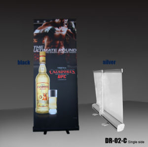 Standard Retractable Banner Stands Display with Printing (DR-02-C) pictures & photos