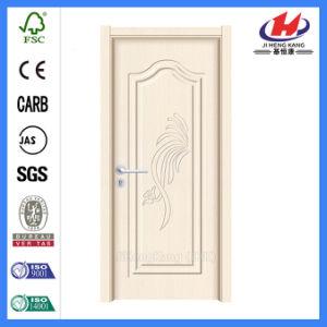 Bathroom Plastic Sheet Laminate Closet PVC Doors (JHK-P13) pictures & photos
