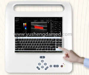 Touch Screen Laptop 3D Color Doppler Ultrasound Equipment pictures & photos