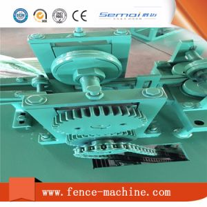 Bto22 Nine Strip Razor Barbed Wire Mesh Machine pictures & photos