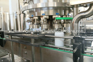 High Efficiency Soft Drinks Canning Filling and Sealing Machine pictures & photos