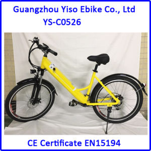 City E Bike with Hidden Battery pictures & photos