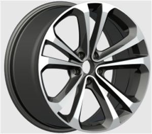 20*8.5 Inch Alloy Wheel with PCD 5*114.3 pictures & photos