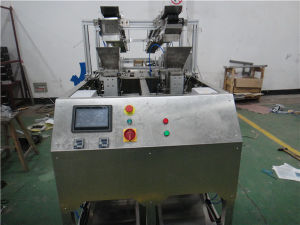 Automatic Double Position 1kg Rice Packing Machine pictures & photos