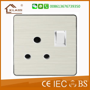 25 Year Gurantee High Quality 15A Wall Switch Socket pictures & photos