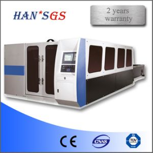 Stainless Steel Fiber Laser Cutting Machine pictures & photos