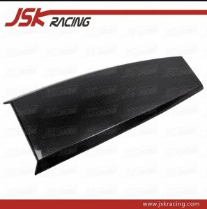 Jsk Style Carbon Fiber Top Scoop Vent for  Audi  2008-2015 R8 V8 V10