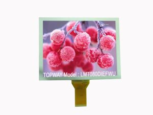 """800X600 8"""" TFT LCD Display Lvds Interface LCD Module (LMT080DIEFWU-AAN-2) pictures & photos"""