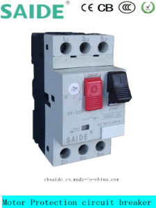 Sdm7 Series Motor Protection Circuit Breaker 25A pictures & photos