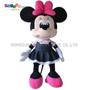 Popular Custom Plush Minnie Mouse Stuffed Toy