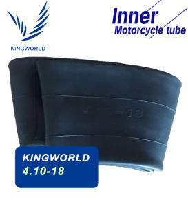 High Quality Motorcycle Butyl Inner Tube 4.10-18 pictures & photos
