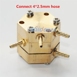 Dental Hexagonal Water Air Valve Control for Dental Chair Parts Accessories pictures & photos