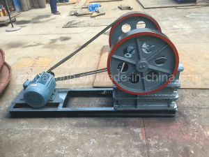 AC Motor Rock Crusher, Limestone Jaw Crusher Price pictures & photos