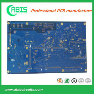 Blue Ink Printed Circuit Board Making pictures & photos